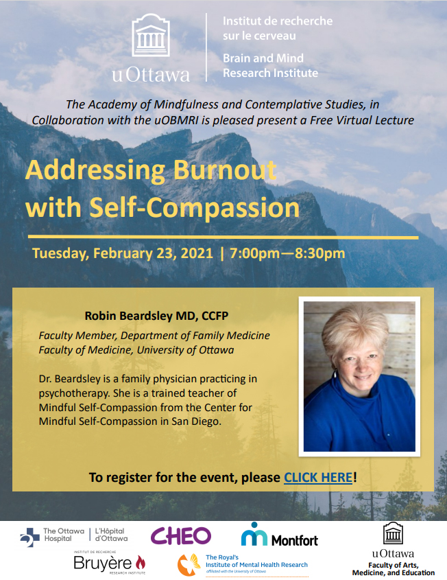 Addressing Burnout with Self-Compassion